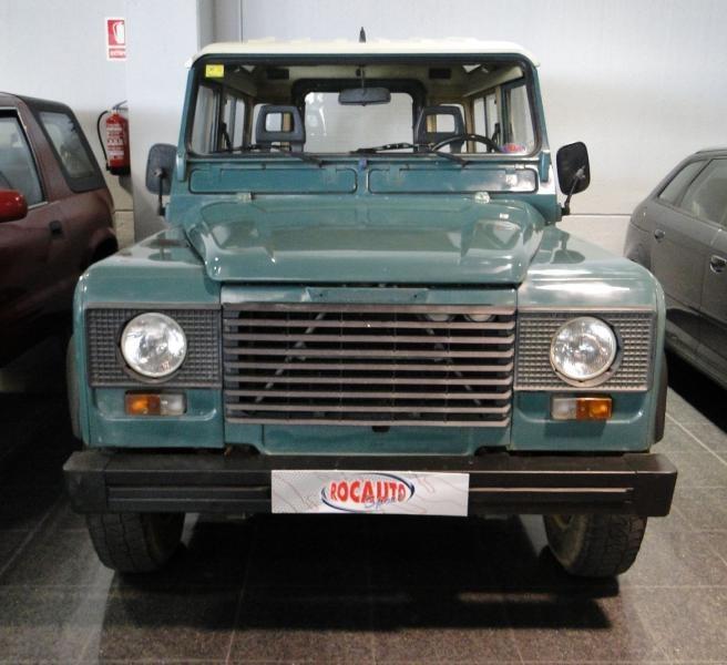 land rover santana dc 2500
